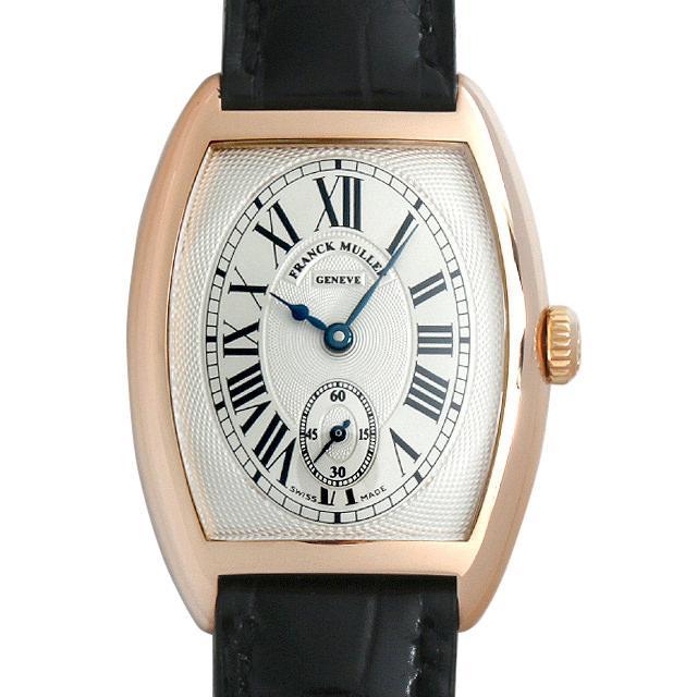 フランクミュラー トノーカーベックス クロノメトロ 7502S6 CHR 5N ボーイズ(ユニセックス)(006XFRAU0124) 中古 腕時計 送料無料