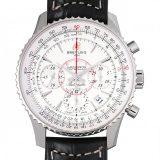 ブライトリング ナビタイマー モンブリラン01 A033G09KBA(AB0130) メンズ(006XBRAU0101) 中古 腕時計 送料無料
