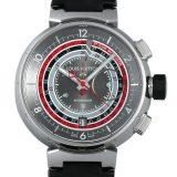 ルイヴィトン タンブール ヴォワイヤージュ クロノグラフ 限定888本 Q102C メンズ(0063LVAU0003) 中古 腕時計 送料無料