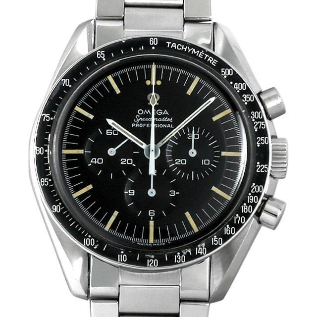 オメガ スピードマスター 5th Cal.861 145-022-68ST キャタピラブレス メンズ(006WOMAA0003) アンティーク 腕時計 送料無料