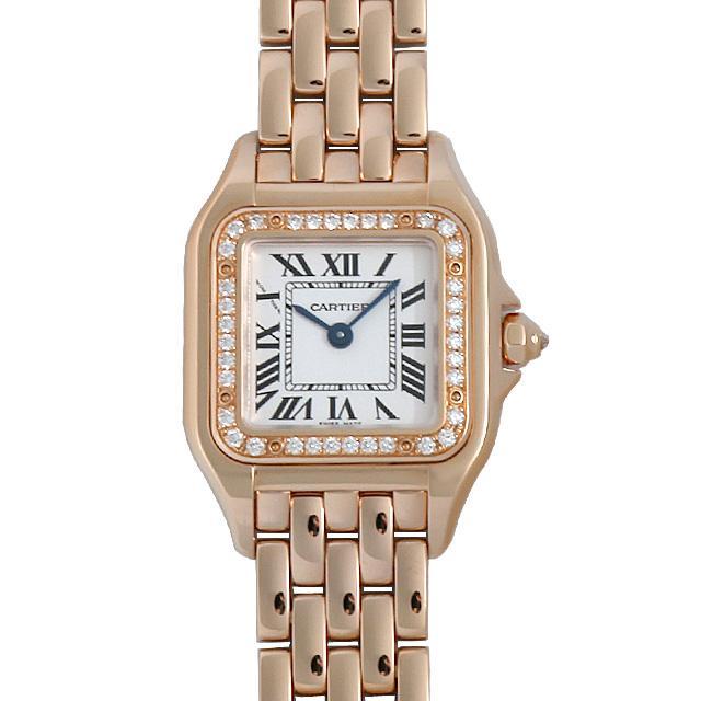 カルティエ パンテール ドゥ カルティエ SM WJPN0008 レディース(009FCAAS0021) 中古 未使用 腕時計 送料無料