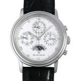 ブランパン クラシック パーペチュアルカレンダー クロノグラフ B5580.1127.55.20 メンズ(007UBPAU0003) 中古 腕時計 送料無料