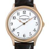 ヴァシュロンコンスタンタン ヒストリーク クロノメーター ロワイヤル1907 86122/000R-9362 メンズ(009SVCAU0001) 中古 腕時計 送料無料