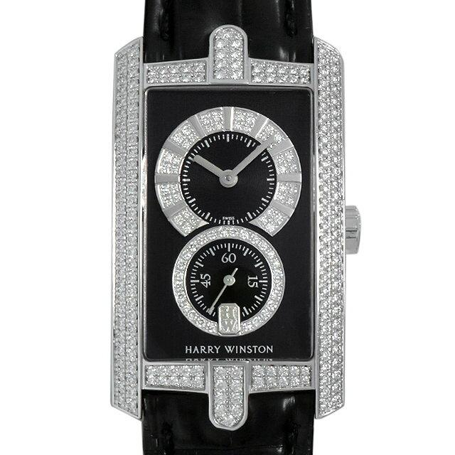 ハリーウィンストン アヴェニューC ミッドサイズ 331/UQWL.KD/D3.2 メンズ(006XHWAU0036) 中古 腕時計 送料無料 SALE