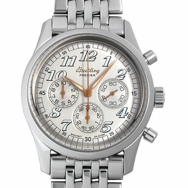 ブライトリング ナビタイマー プレミエ A403G58NP(A40035) メンズ(008WBRAU0046) 中古 腕時計 送料無料 SALE