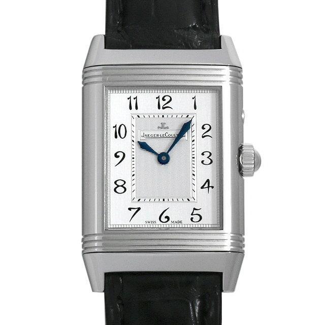 ジャガールクルト レベルソ デュエットデュオ Q2698420(269.8.54) メンズ(007UJLAU0012) 中古 腕時計 送料無料