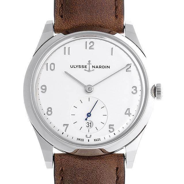 ユリスナルダン クラシコ ポール・デイヴィッド・ナルダン 3203-900 メンズ(0IQIUNAS0001) 未使用 腕時計 送料無料