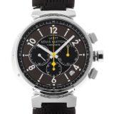 ルイヴィトン タンブールクロノグラフ エルプリメロ Cal.LV277 Q1141 メンズ(007ULVAU0019) 中古 腕時計 送料無料