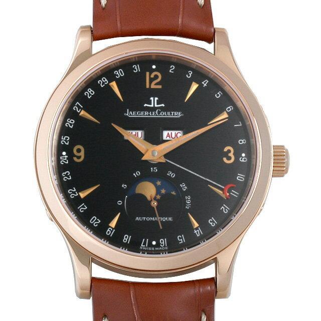 ジャガールクルト マスタームーン トリプルデイト 140.2.98.S メンズ(0A89JLAU0002) 中古 腕時計 送料無料