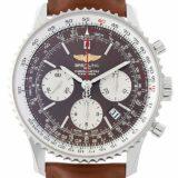 ブライトリング ナビタイマー01 パンアメリカン 限定1000本 S022Q05KBD(AB0121) メンズ(006TBRAU0003) 中古 腕時計 送料無料