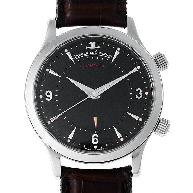 ジャガールクルト マスターメモボックス 144.8.94.S メンズ(0014JLAU0019) 中古 腕時計 送料無料