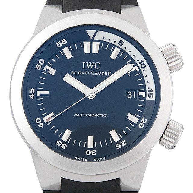 IWC アクアタイマー IW354807 メンズ(02J6IWAU0001) 中古 腕時計 送料無料