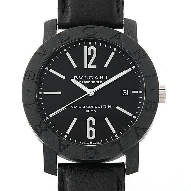 ブルガリ ブルガリブルガリ BB40CL メンズ(007UBVAU0007) 中古 腕時計 送料無料