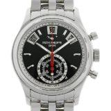 パテックフィリップ アニュアルカレンダー クロノグラフ 5960/1A-010 メンズ(0OWRPPAU0001) 中古 腕時計 送料無料 48回払いまで無金利