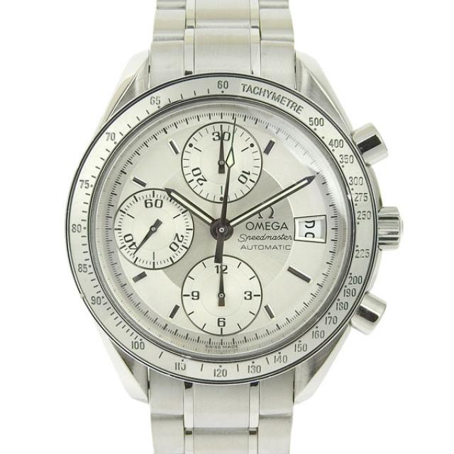 OMEGA オメガ スピードマスターデイト メンズ オートマ 腕時計 3513.3 時計 中古 磨き済み