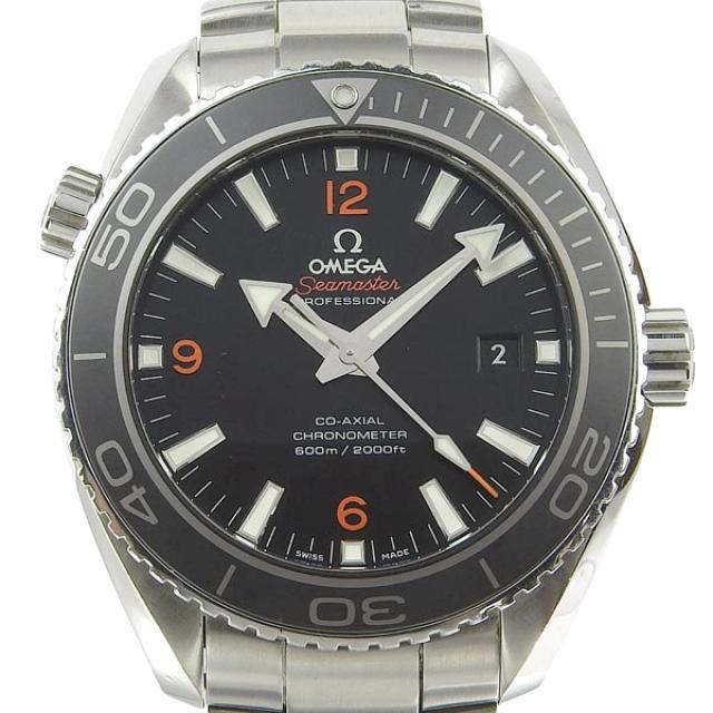 OMEGA オメガ シーマスター プラネットオーシャン 600M メンズ オートマ腕時計 232.30.42.01.003 時計 中古
