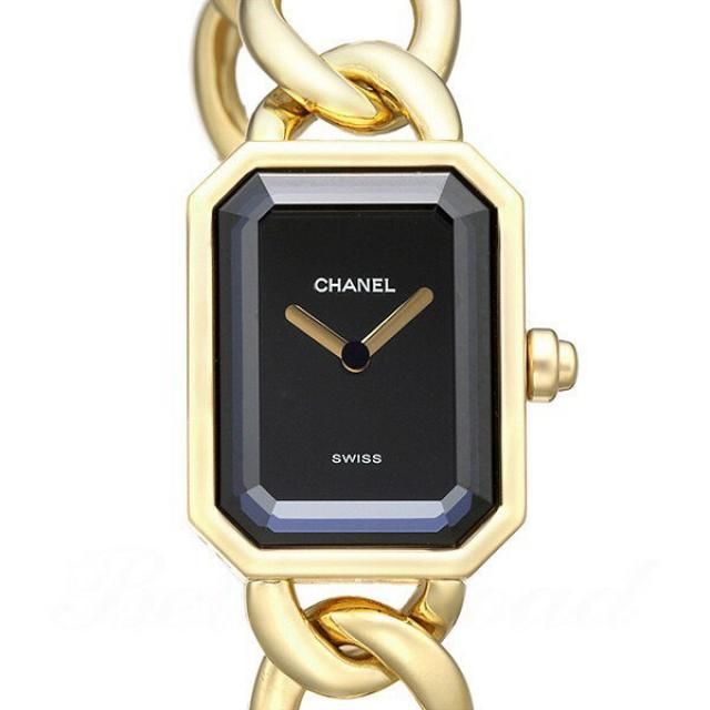 シャネル CHANEL プルミエール H0003 中古 時計 レディース