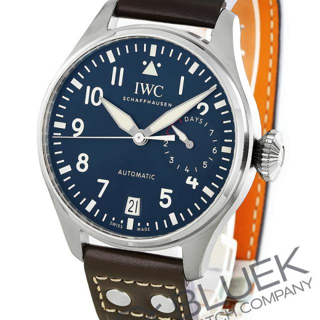 IWC ビッグ パイロットウォッチ プティ・プランス 腕時計 メンズ IWC IW501002