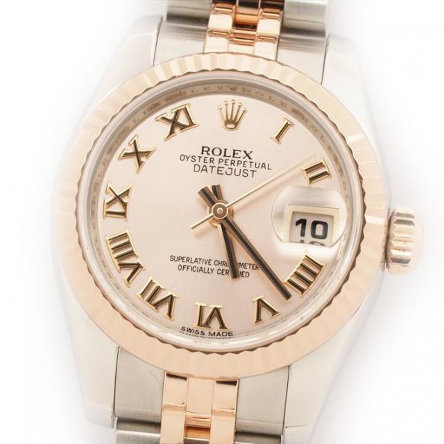 ROLEX ロレックス デイトジャスト 179171 中古 レディース 腕時計 オーバーホール・新品仕上げ済み