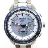 SEIKO(セイコー)腕時計 アストロン デュアルタイム SBXB039 8X53-0AA0 3000本限定 GPSソーラー Ceやしろ店 中古 美品