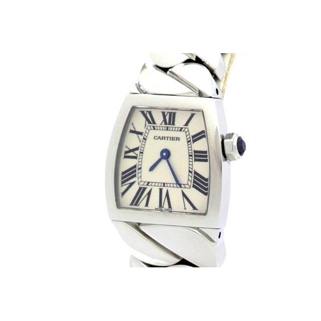Cartier カルティエ ラドーニャSM SS W6600121 女性用クオーツ時計 430 中古 大黒屋