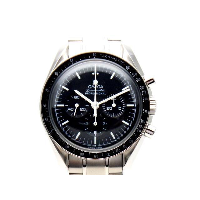 OMEGA 時計 スピードマスタープロフェッショナル 手巻き時計 スピードマスター SS 3570.50 430 中古 大黒屋