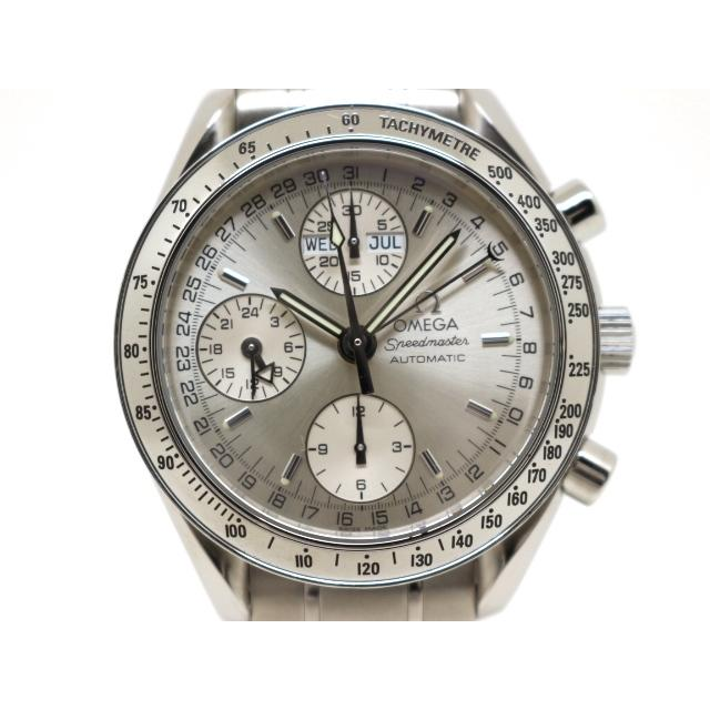 OMEGA オメガ 時計 スピードマスター デイデイト オートマチック ステンレススチール メンズ 200 中古 大黒屋