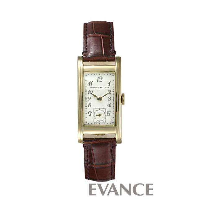 ジラール・ペルゴ レクタンギュラー GERARD PERREGAUX アンティーク 腕時計