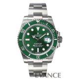 ロレックス サブマリーナ デイト 116610LV グリーン メンズ ROLEX 腕時計