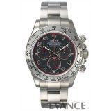 ロレックス デイトナ 116509 ブラック ROLEX 中古 腕時計