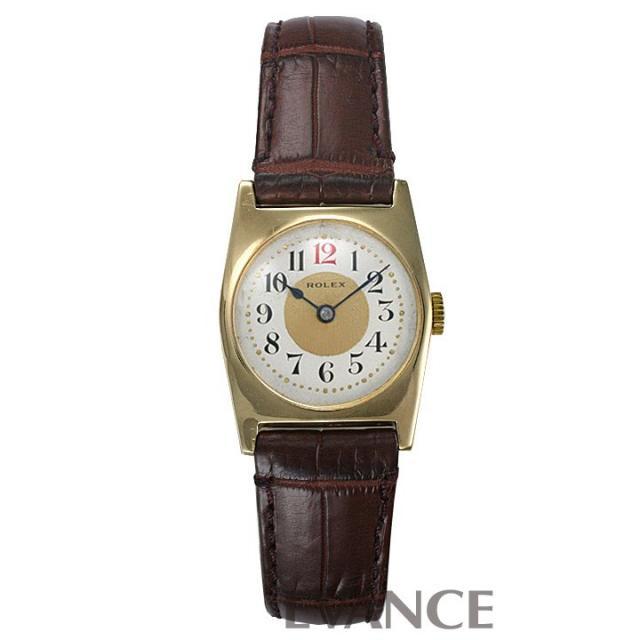 ロレックス ノンオイスター シルバー メンズ ROLEX アンティーク 腕時計