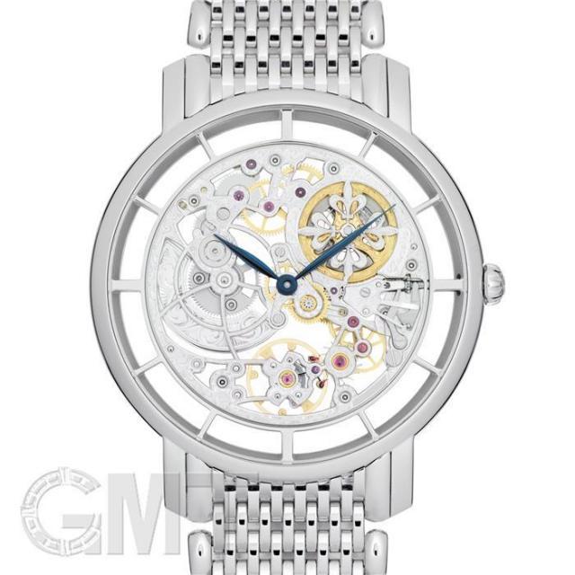 パテック・フィリップ コンプリケーション スケルトン 5180/1G-010 PATEK PHILIPPE 中古 メンズ  腕時計  送料無料