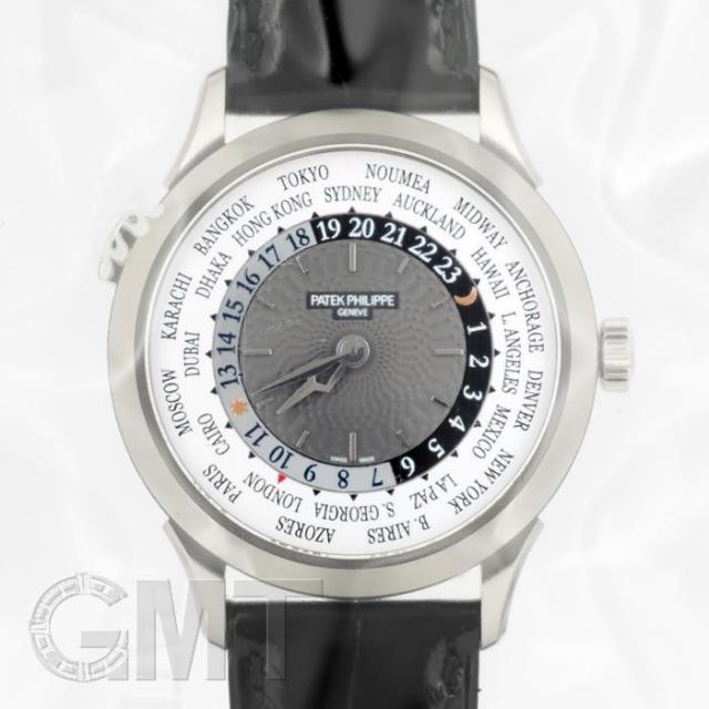 パテック・フィリップ ワールドタイム 5230G-001 未使用品 PATEK PHILIPPE 未使用品 メンズ  腕時計  送料無料  あす楽_年中無休