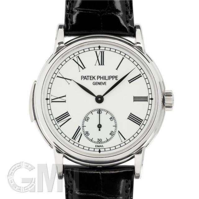 パテックフィリップ グランドコンプリケーション ミニッツリピーター 5078P-001 PATEK PHILIPPE 中古 メンズ  腕時計  送料無料