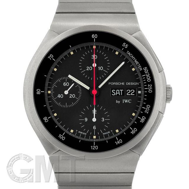 ポルシェデザイン byIWC クロノグラフ 11021 中古 メンズ 腕時計 送料無料