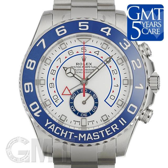 ロレックス ヨットマスターII 116680 新型 ROLEX 新品 メンズ 腕時計 送料無料