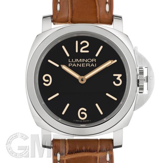 パネライ ルミノール ベース PAM00390 OFFICINE PANERAI ブティック限定 中古 メンズ 腕時計 送料無料