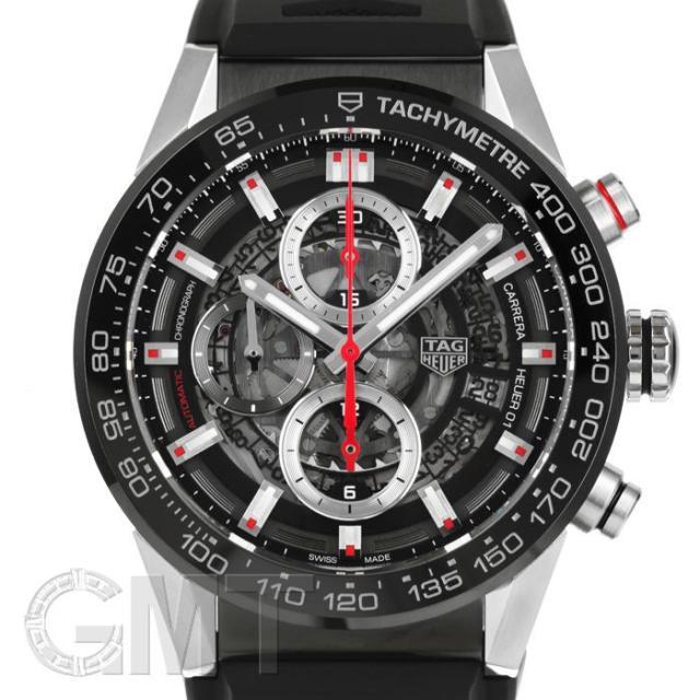 タグホイヤー カレラ キャリバー ホイヤー01 43mm CAR201V.FT6046 TAG HEUER 新品 メンズ  腕時計  送料無料