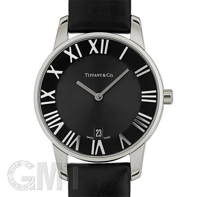 ティファニーアトラス ドーム Z1800.11.10A10A52A TIFFANY & Co. 中古 メンズ  腕時計  送料無料  あす楽_年中無休