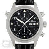 IWC パイロット・ウオッチ・ドッペルクロノグラフ IW371303/IW3713-003 IWC 中古 メンズ 腕時計 送料無料