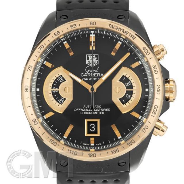 タグ・ホイヤー グランドカレラクロノRS2 CAV518E.FT6016 TAG HEUER 中古 メンズ  腕時計  送料無料  あす楽_年中無休