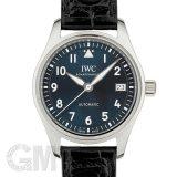 IWC パイロットウォッチ オートマティック 36 ブルー IW324008 IWC 中古 メンズ 腕時計 送料無料