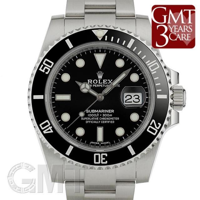 ロレックス サブマリーナ デイト 116610LN ROLEX 中古 メンズ 腕時計 送料無料