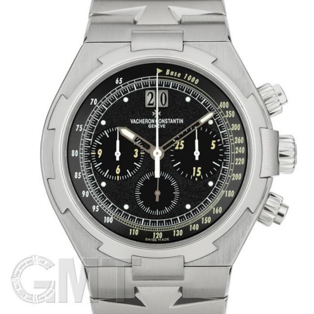 ヴァシュロンコンスタンタン オーヴァーシーズ クロノグラフ 49150/B01A-9269 2007年コメモレーション日本限定50本 VACHERON CONSTANTIN 中古 メンズ  腕時計  送料無料