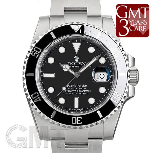 ロレックス サブマリーナデイト 116610LN ROLEX 未使用品 メンズ 腕時計 送料無料