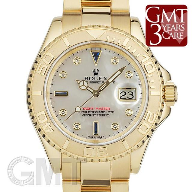 ロレックス 16628NGS ホワイトシェル サファイヤインデックス ROLEX 中古 メンズ  腕時計  送料無料