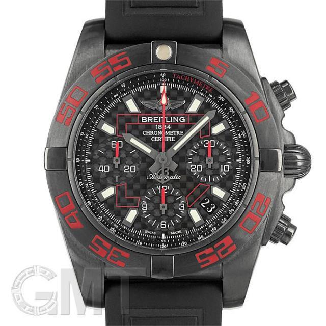 ブライトリング クロノマット ブラックカーボン M014BJAVPB BREITLING 中古 メンズ  腕時計  送料無料