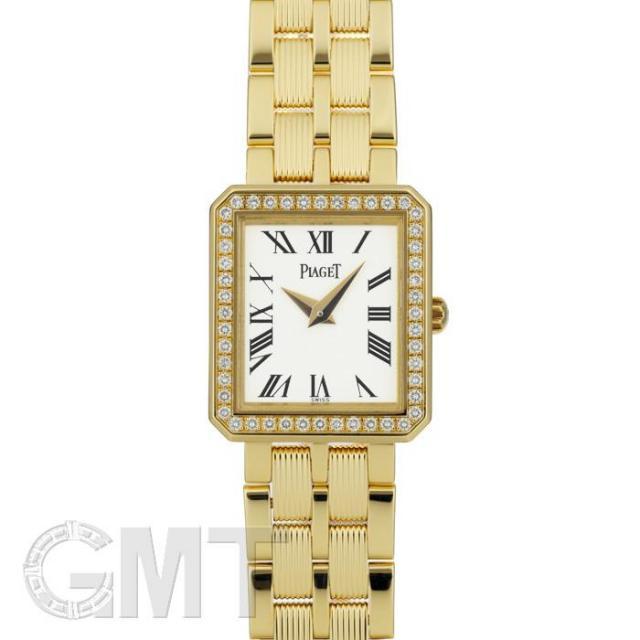 ピアジェ プロトコール 5355M601D イエローゴールドブレス PIAGET 中古 レディース  腕時計  送料無料  あす楽_年中無休