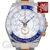 ロレックス ヨットマスターII 116681 ROLEX 未使用品 メンズ  腕時計  送料無料  あす楽_年中無休 未使用品/保護テープつき