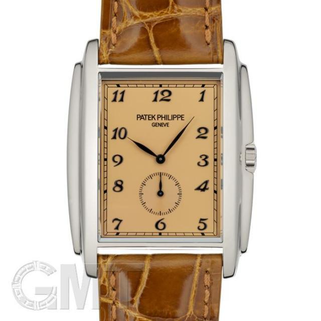 パテックフィリップ ゴンドーロ 5124G-001 PATEK PHILIPPE 中古 メンズ  腕時計  送料無料
